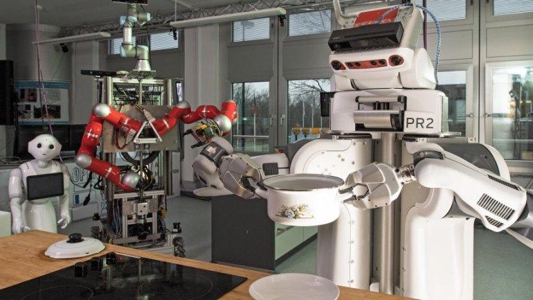 Roboter-Forschung Bremen
