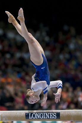VM-gymnasten_Ida_Gustafsson,_VM_2013