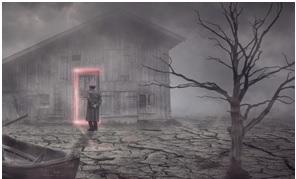 Tür ins Unbekannte