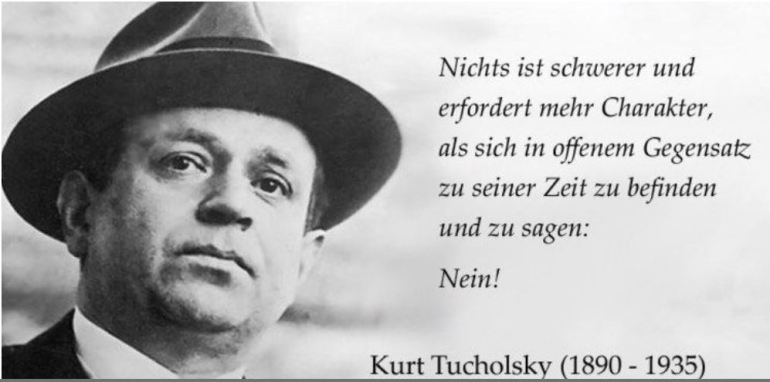 Tucholsky - Nein