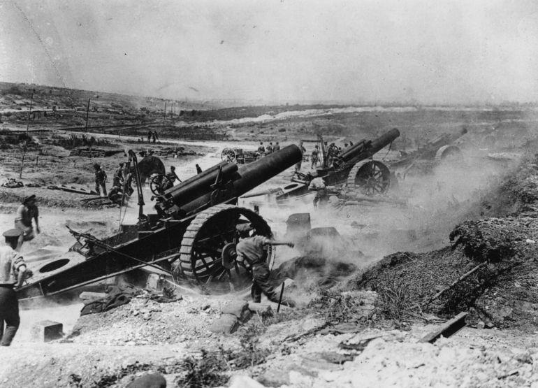 Schlacht an der Somme/