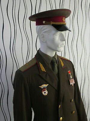 Original-UdSSR-Russische-Uniform-General-Major-1945-1951